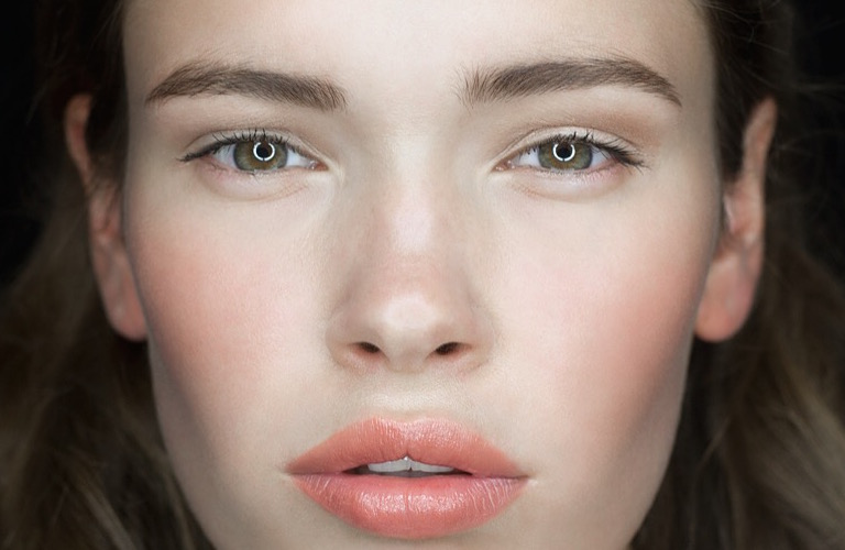 The Perfect Peach Make Up Using Liz Earle Products Make